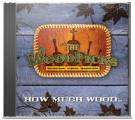 How Much Wood Album Art