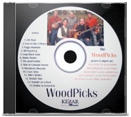 The WoodPicks Album Art